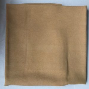 Serviette de table (Lot de 6) sable 50x50
